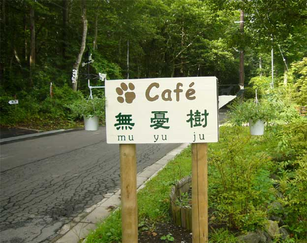 山中湖 無憂樹へ♪  8月19日  土_e0018604_645023.jpg