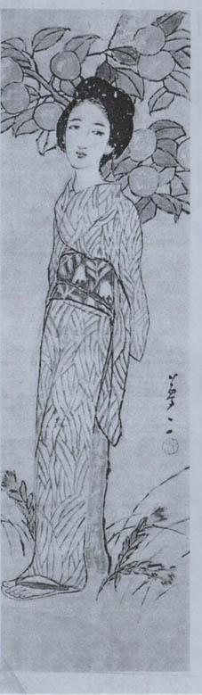 北鎌倉ききがきの著者の母は竹久夢二の絵のモデルだった_c0014967_16134848.jpg