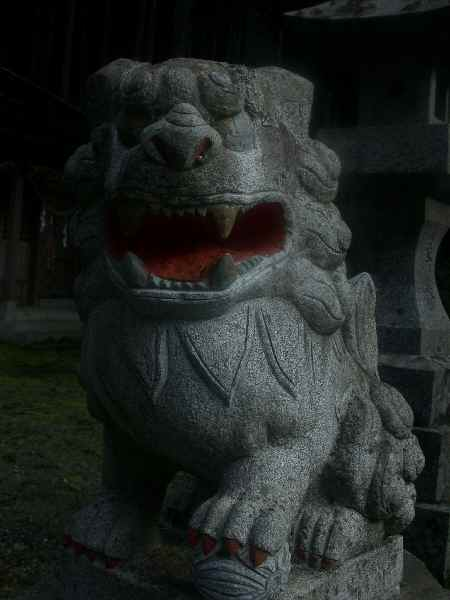 遠野不思議 第二百三十九話「六神石神社」_f0075075_930461.jpg