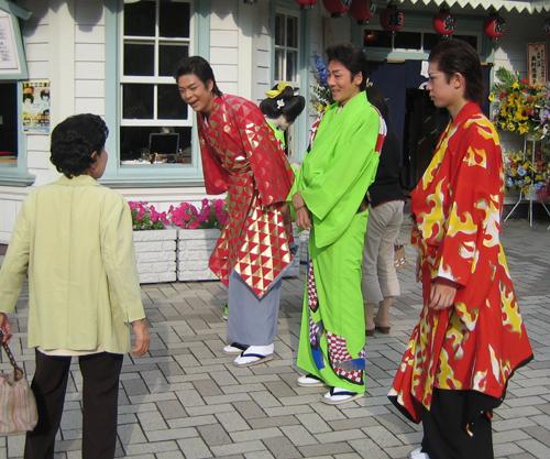 劇団小町・劇団龍 千穐楽_f0079071_163062.jpg