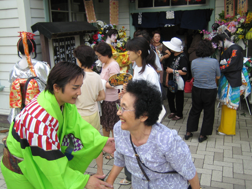 劇団小町・劇団龍 千穐楽_f0079071_1631131.jpg