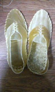 ☆新しい靴☆_e0083143_2240538.jpg