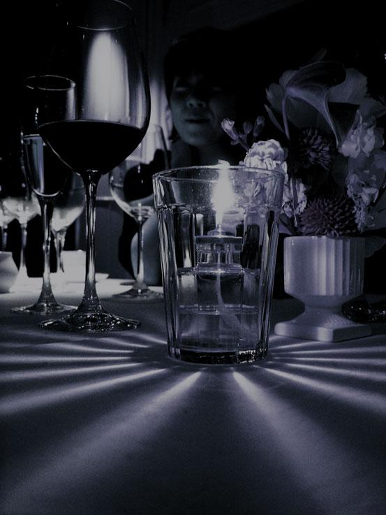 夏の夜の 宴彩る(うたげいろどる) グラスかな_a0031363_18491826.jpg