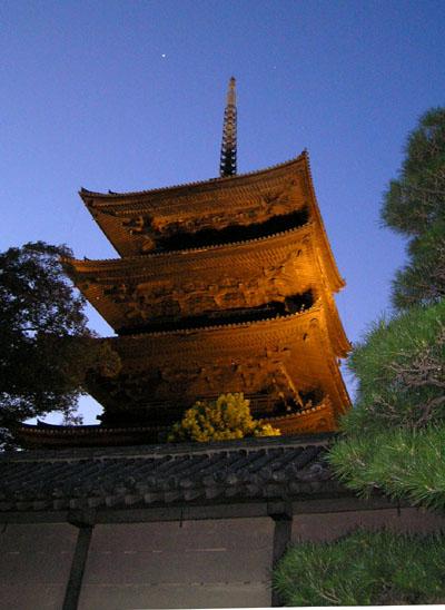 東寺の五重塔_e0048413_11242970.jpg