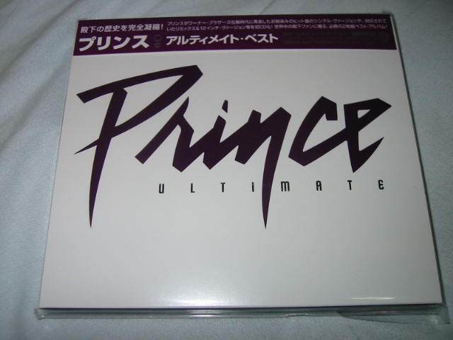 PRINCE  / ULTIMATE PRINCE_b0042308_1124167.jpg