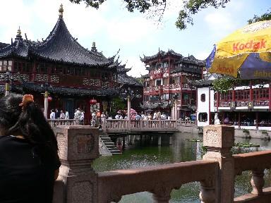 上海旅行 二日目 ~豫園~_c0035843_18321434.jpg