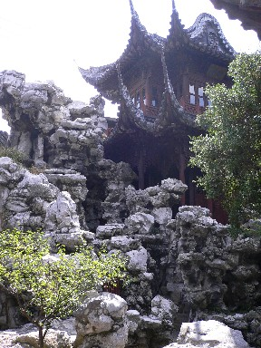 上海旅行 二日目 ~豫園~_c0035843_18364296.jpg