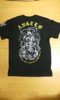 ☆ANGELO Brand-new Color Tshirt 発売☆_e0083143_14345176.jpg