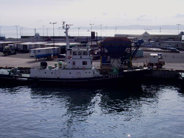 東京湾横断フェリーの旅。_b0022268_1950235.jpg