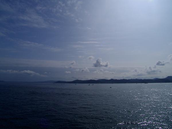 東京湾横断フェリーの旅。_b0022268_19502651.jpg