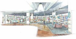西鉄、ソラリアプラザをリニューアル、チャレンジショップなどもオープン 福岡県福岡市_f0061306_18513712.jpg