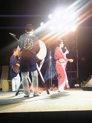 8/28[mon]  寝屋川祭り_f0042307_9592998.jpg