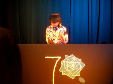 装苑 X ラフォーレ原宿リポートの続き・初日の夜はパーティーです!_d0069649_21451265.jpg
