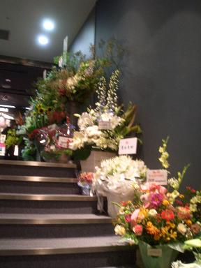 装苑 X ラフォーレ原宿リポートの続き・初日の夜はパーティーです!_d0069649_21484749.jpg
