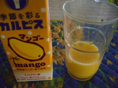 北海道でマンゴー_d0065324_18244085.jpg
