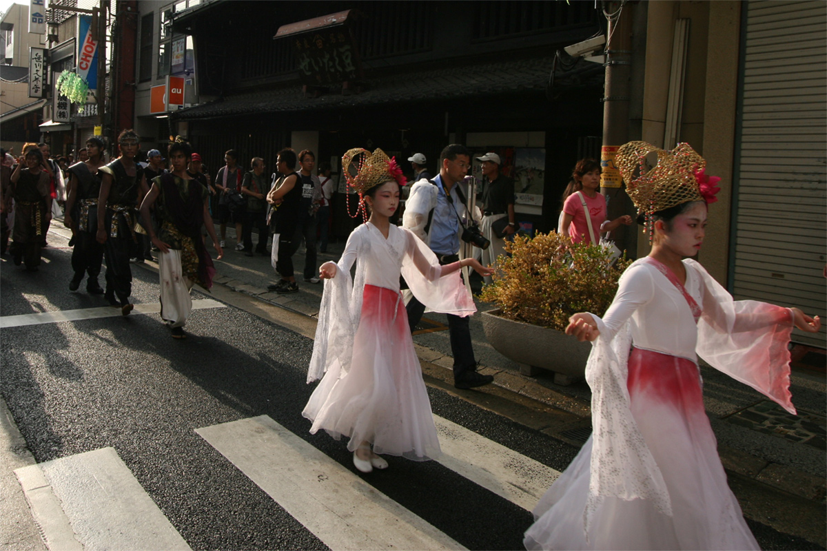 奈良 バサラ祭り 2006_f0021869_23325423.jpg