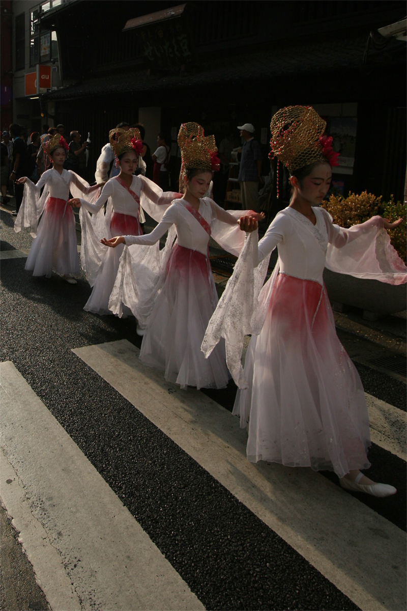 奈良 バサラ祭り 2006_f0021869_23401819.jpg