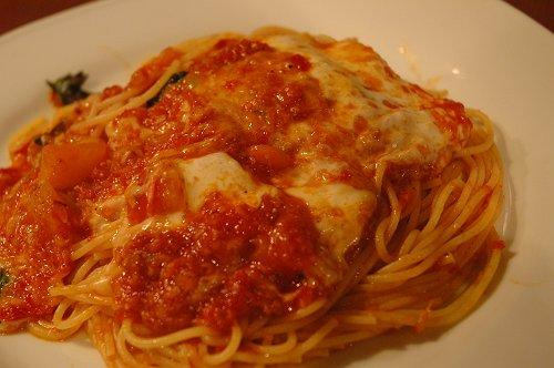 モッツァレラチーズとトマトのパスタ_e0000951_144962.jpg
