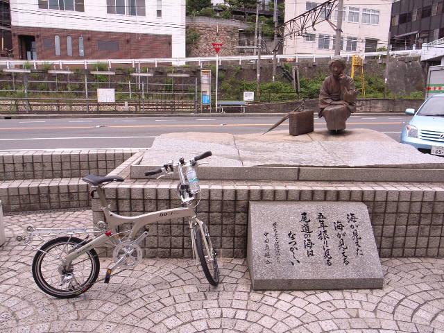 しまなみ海道旅日記3 (8月11日 尾道)_c0092152_1283989.jpg