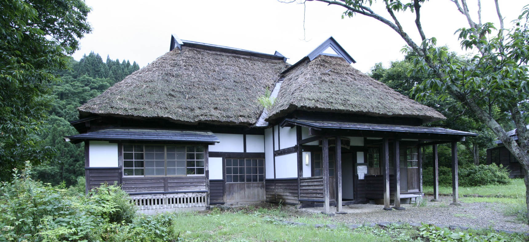 「木響」古民家探訪07:盆城庵_e0054299_15532974.jpg