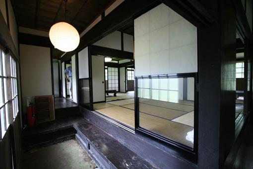 「木響」古民家探訪07:盆城庵_e0054299_15534950.jpg