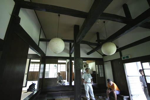 「木響」古民家探訪07:盆城庵_e0054299_15541512.jpg