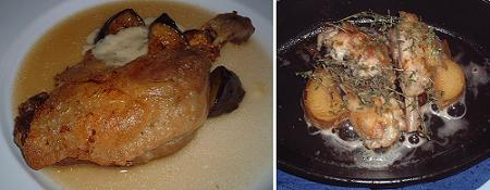 『La tripe』のメイン料理