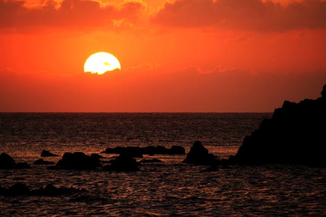 壁島の夕陽 & 夕景_d0074828_21584083.jpg