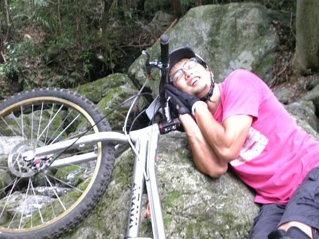 8月20日 御岳で練習!_f0108631_12311297.jpg