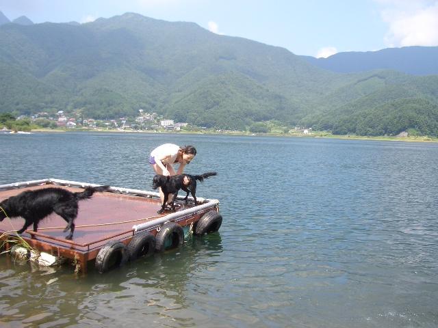 またまた河口湖&グーさんお見舞い_f0098338_19501720.jpg