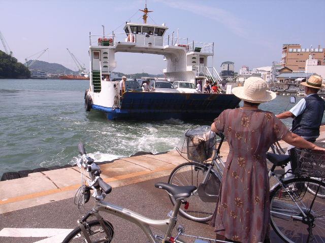 しまなみ海道旅日記4 (8月12日 因島へ)_c0092152_23112428.jpg