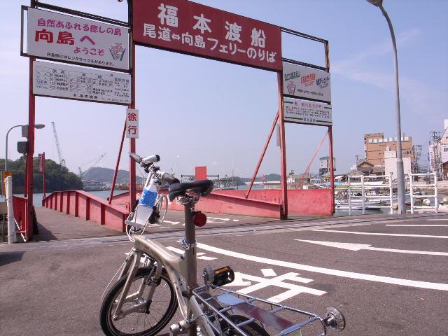 しまなみ海道旅日記4 (8月12日 因島へ)_c0092152_2332936.jpg