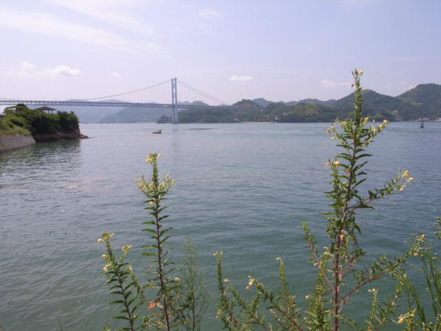 しまなみ海道旅日記4 (8月12日 因島へ)_c0092152_23503386.jpg