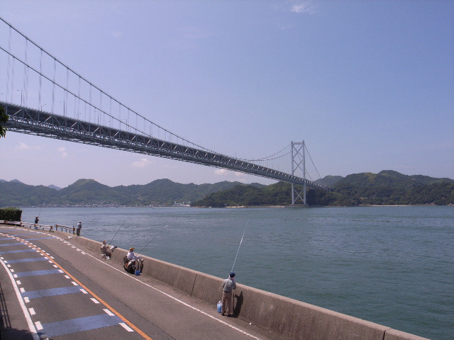 しまなみ海道旅日記4 (8月12日 因島へ)_c0092152_2359035.jpg