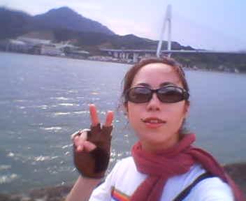 しまなみ海道旅日記4 (8月12日 因島へ)_c0092152_0341364.jpg