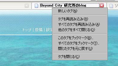 Firefox 2.0Beta2 リリース_b0003577_21582257.jpg