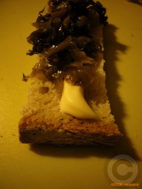 ■パン・ド・カンパーニュpain de campagneの食し方いろいろ_a0014299_6434120.jpg