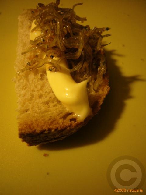■パン・ド・カンパーニュpain de campagneの食し方いろいろ_a0014299_6541428.jpg