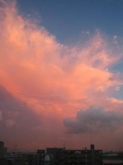 9月の空と逆ふるさと宅急便_d0028499_15285313.jpg