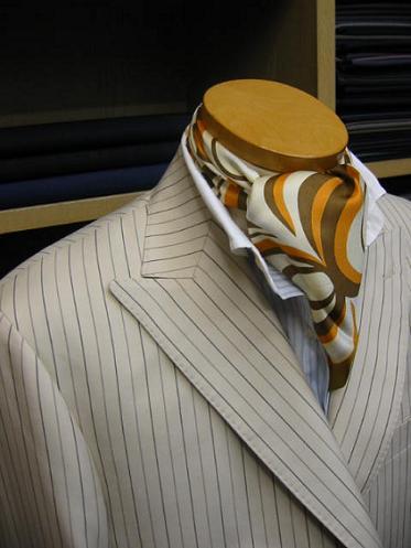 シングルジャケット+ピークドラペル_b0081010_19233923.jpg