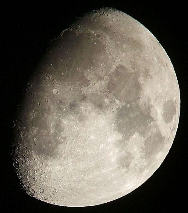 月齢10.3の月_e0089232_23174415.jpg
