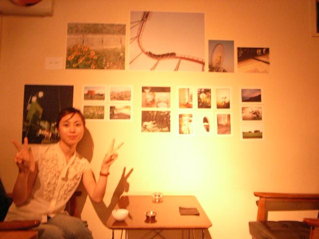 写真展とカフェ_c0092152_053925.jpg