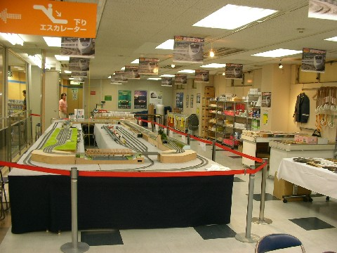 上新電機 第13回 鉄道模型ショー_a0066027_21543170.jpg