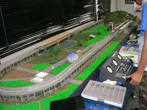 上新電機 第13回 鉄道模型ショー_a0066027_21553414.jpg