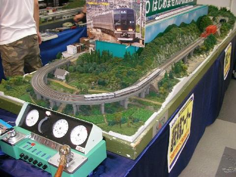 上新電機 第13回 鉄道模型ショー_a0066027_21555651.jpg