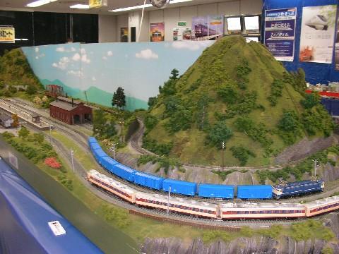 上新電機 第13回 鉄道模型ショー_a0066027_2156161.jpg