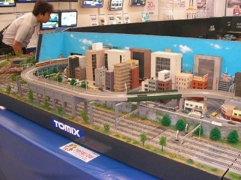 上新電機 第13回 鉄道模型ショー_a0066027_21563694.jpg