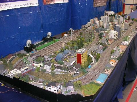上新電機 第13回 鉄道模型ショー_a0066027_2272434.jpg