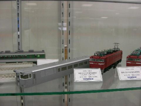 上新電機 第13回 鉄道模型ショー_a0066027_2274022.jpg