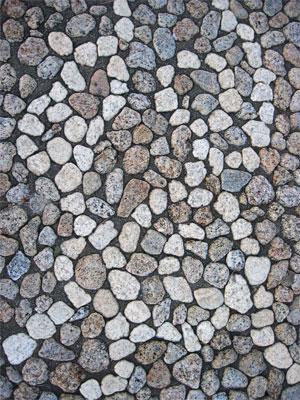 不自然石アート_f0041351_19142100.jpg